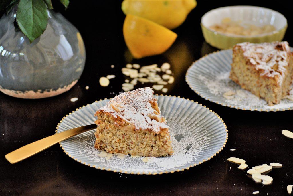 Ricotta Mandelkuchen Oder Was Ein Italienischer Kuchen Mit New